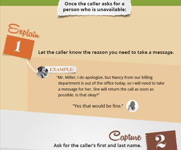 10 Steps to Take a Proper Message